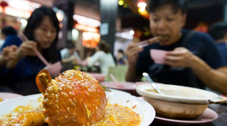 Singapore lab cleans up chili crab to produce super supplement