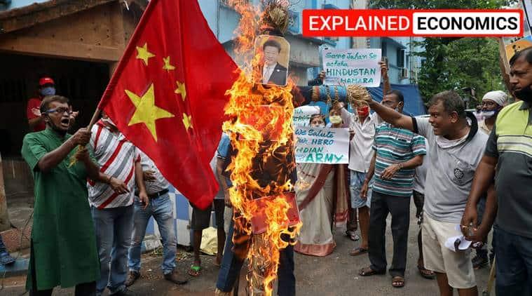 China India trade, Ban on China trade, India China border dispute, India China, India China news