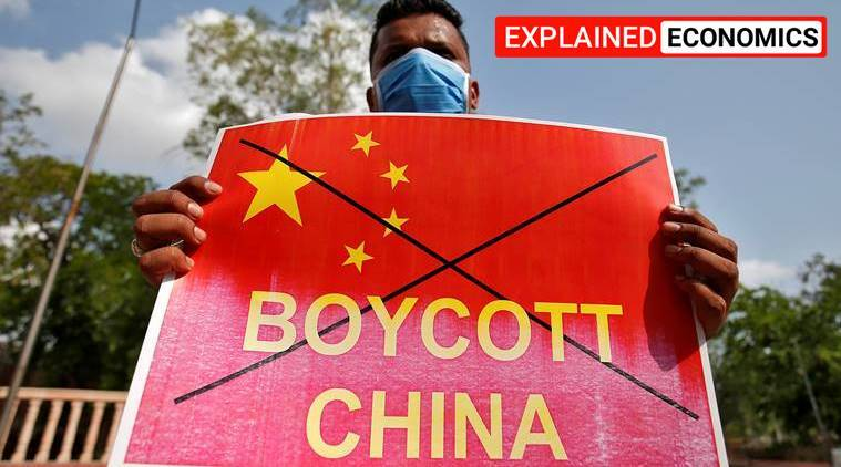 boycott china, india china border row, chinese imports india, chinese invesment india, india china conflict explained,