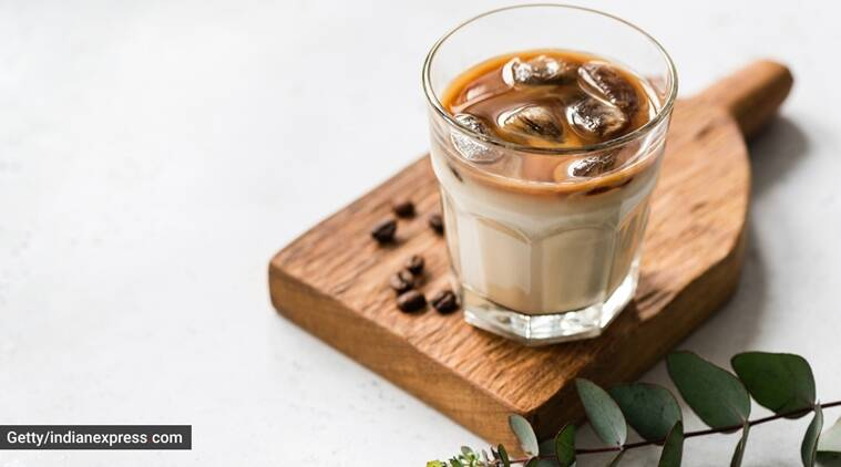 cold brew coffee, cold milk shake recipe, simple cold drinks for summer, indian express, cold coffee