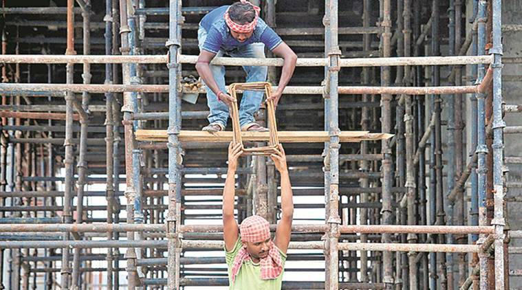 Mumbai's construction industry, building constructions, Mumbai news, Maharashtra news, indian express news