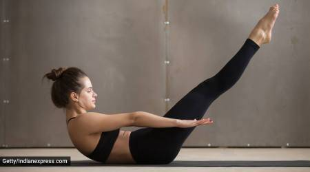 core exercise, abs workout, strong abs exercise, fitness workout, abs exercise, workout for the abs, indian express news