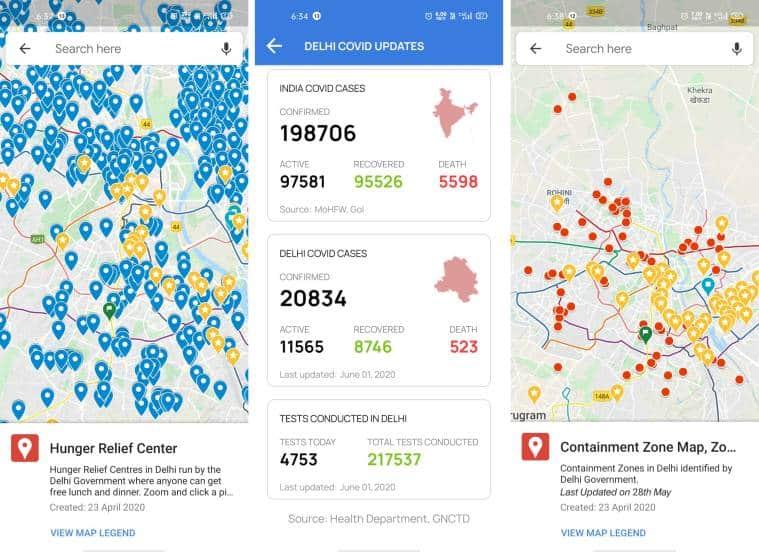 delhi corona, delhi corona app, coronavirus delhi, covid 19 delhi helpline, delhi govt corona app