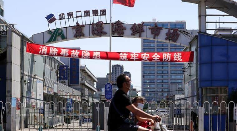 China coronavirus cases, China economy, China Wuhan coronavirus cases , World news, Indian Express