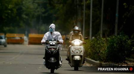Delhi last week: Every fourth sample positive, officials blame 'laxity'