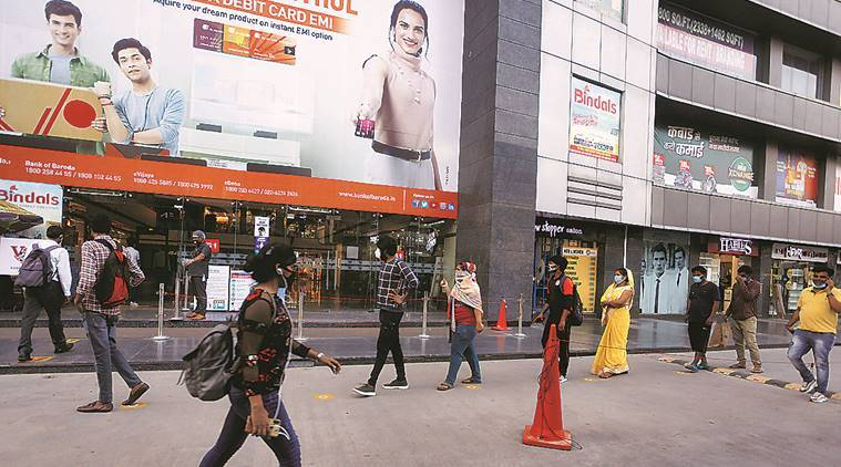 Indian market coronavirus, covid-19 India retail outlets, retail markets covid-19, Indian economy covid-19