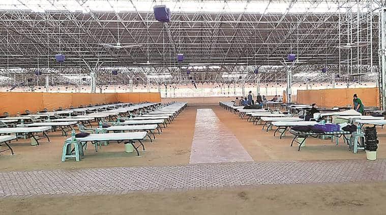 Delhi: Heat hurdle in using railway coaches, campus of spiritual centre as Covid-19 facilities