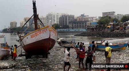 cyclone nisarga, cyclone nisarga maharashtra, mumbai cyclone nisarga, mumbai weather news, mumbai weather updates, cyclone maharashtra