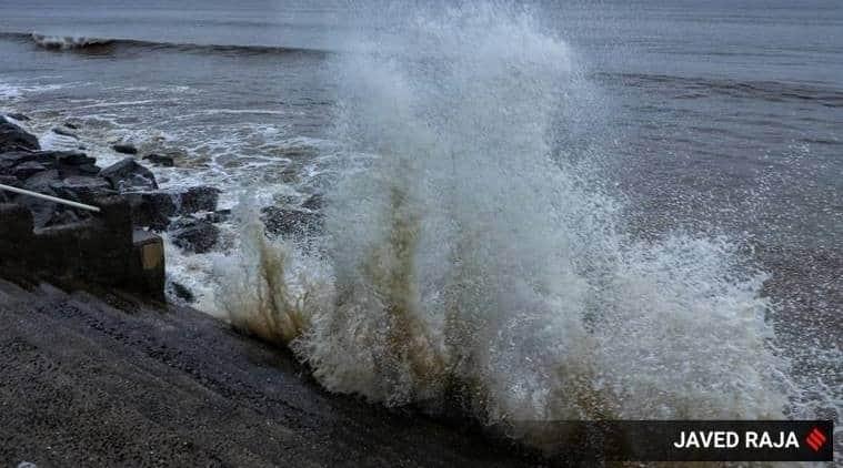 Cyclone Nisarga, Cyclone Nisarga in maharashtra,  uddhav thackeray, Cyclone Nisarga damage in raigad, mahrashtra govt cyclonic damage assistance, free ration for cyclone hot families, indian express news