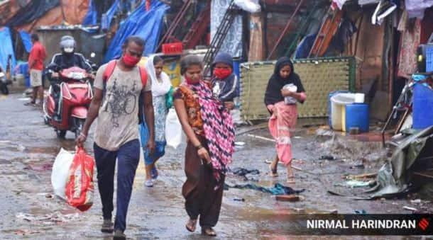 cyclone nisarga, cyclone nisarga mumbai, mumbai cyclone, cyclone nisarga today, gujarat cyclone, alibaug cyclone nisarga, cyclone nisarga latest news, indian express news