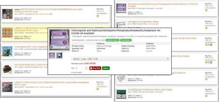 coronavirus, dark web, ppe kits, covid 19 rapid test kits, coronavirus related items selling on dark web. covid19 rapid test kits, coronavirus drugs, covid19 scams