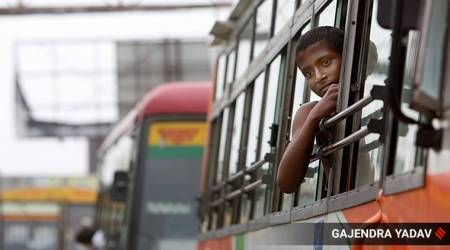 migrant workers, migrant exodus, Pune news, Maharashtra news, Indian express news
