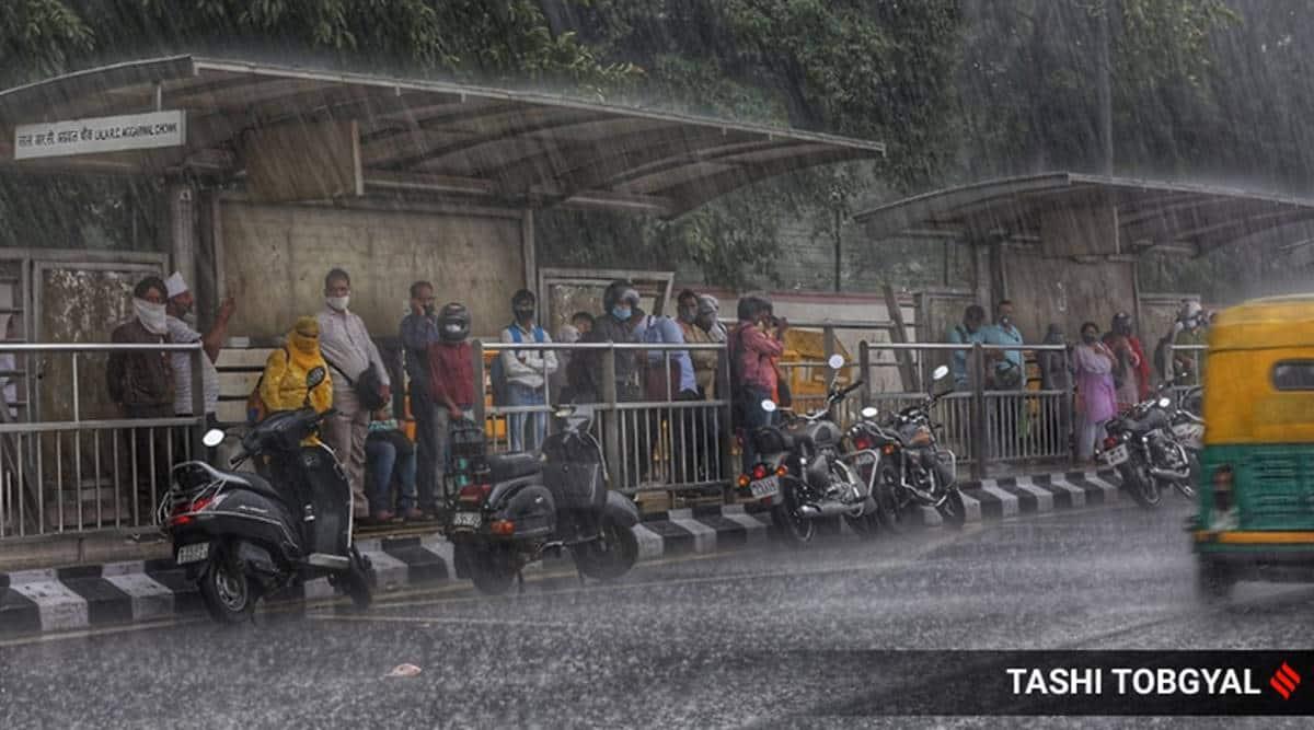 Delhi monsoon, Delhi rains, DISCOM, Delhi news, city news, Indian Express