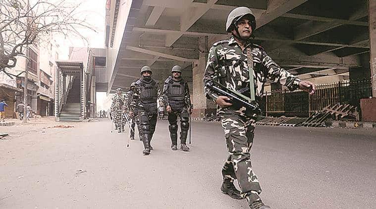 delhi riots, delhi metro killing, riots killings, northeast delhi riots, delhi news, indian express