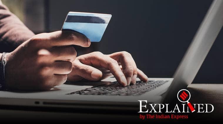 digital payments, India digital payments, India online bank transfer, India digital banking, Indian Express