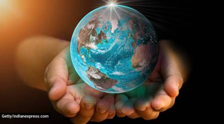 earth, ozone