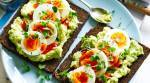 Egg avocado sandwich recipe