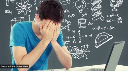 exam stress, tips to deal with board exam stress, indianexpress.com