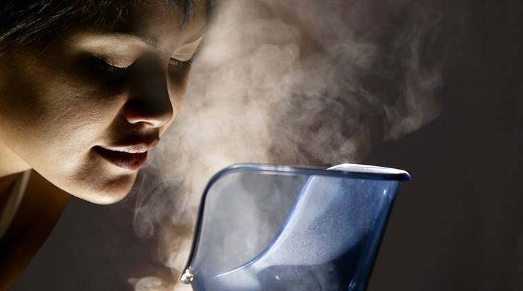 facial steamer, facial at home, steam face, benefits of facial steamers, indian express