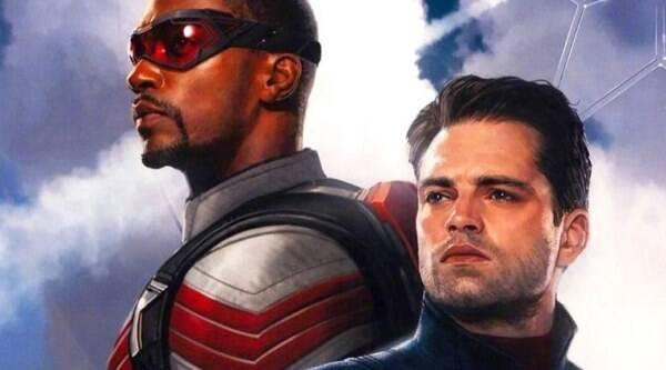 falcon and the Winter Soldier, falcon, anthony mackie