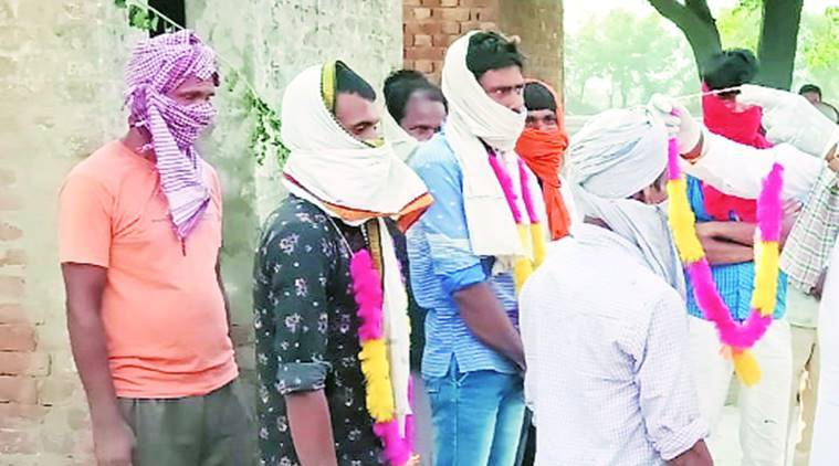 Spate of robberies in Raipurrani leaves farmers distraught, ek raat mai sab chala gya, says victim