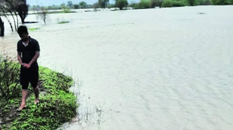 cyclone nisarga, maharashtra monsoon, maharashtra farmers, maharashtra kharif crop, maharashtra kharif crop loss, maharashtra floods, indian express news