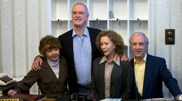 fawlty towers controversy, fawlty towers, john cleese
