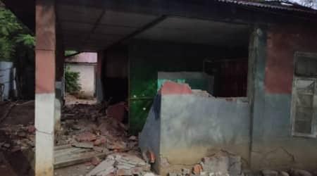 Mizoram earthquake, Mizoram Champai earthquake, Champai earthquake, earthquake in Mizoram, Mizoram earthquake PM Modi, India news, Indian Express