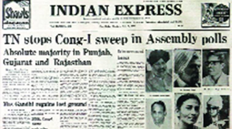 Assam agitation, agitation in Assam, Assam protests, Charan Singh, UP elections, Forty years ago, Indian Express