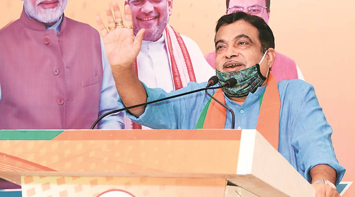 Nitin Gadkari tests Covid positive; here's a list of other union ministers who contracted the virus - The Indian Express