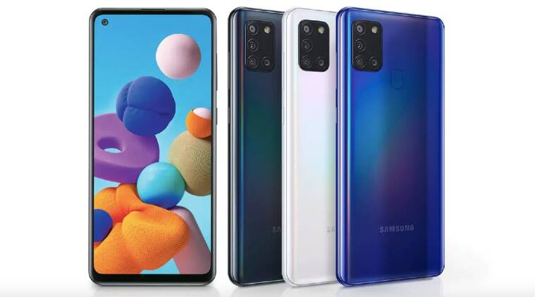 Samsung Galaxy A21s debuts in India for Rs. 16499 (~$216)