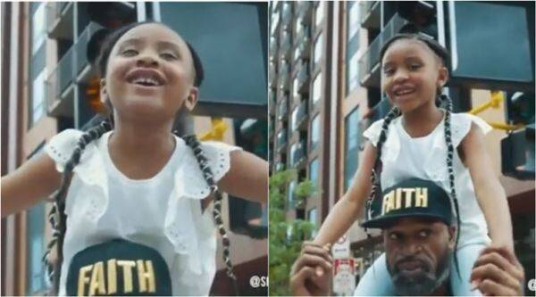 Daddy changed the world': George Floyd's 6-yr-old daughter's video ...