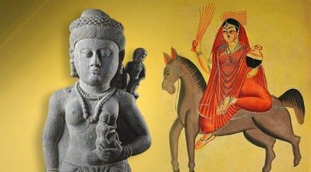 coronavirus, coronavirus religion, corona worship, corona worship Kerala, Corona worship Bihar, Corona Devi, diseases, religion, epidemics, India history, Indian Express