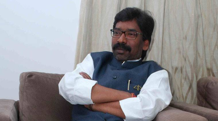jharkhand chief minister hemant soren, mnrega scheme jharkhand, jharkhand migrant workers, latest news, indian express