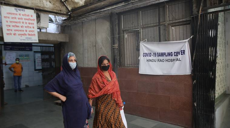 Delhi: As Hindu Rao Hospital turns Covid-only, many challenges