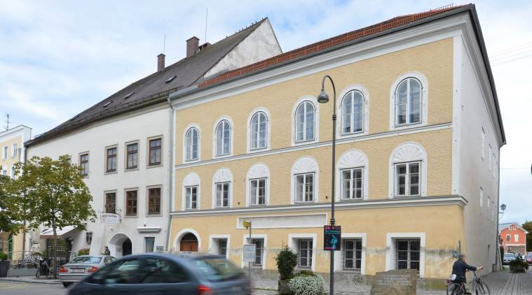 austria news, hitler birthplace redesign as police station, adolf hitler nrews, indian express
