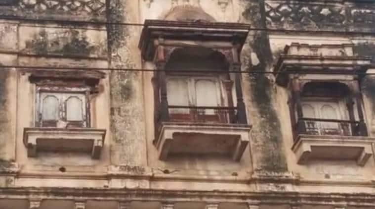hyderabad rains, hyderabad weather today, Chowmahalla palace, Chowmahalla palace wall collapses, Chowmahalla palace damage, hyderabad city news