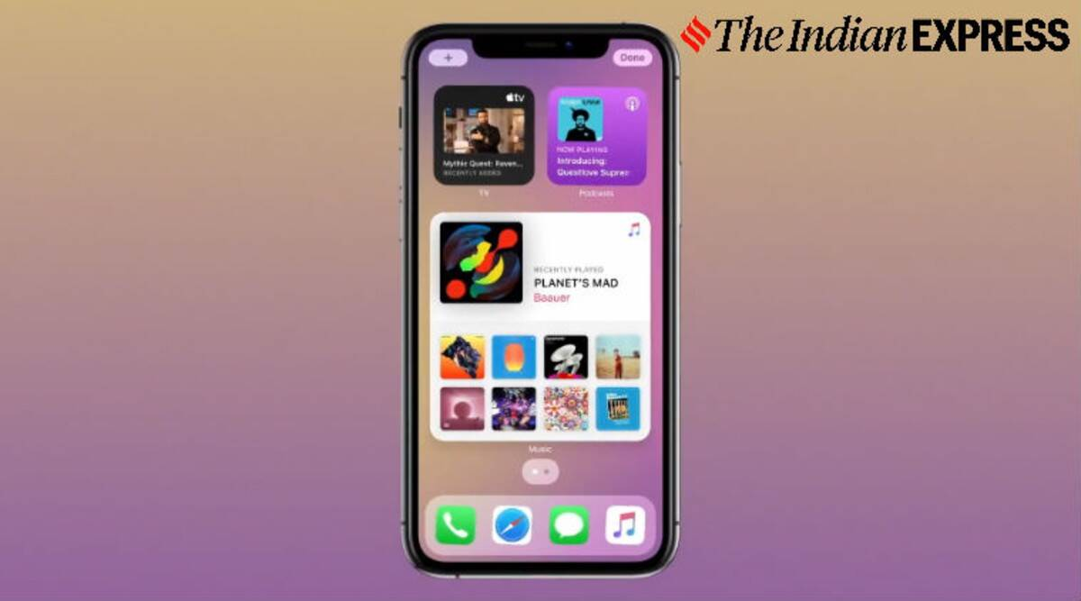 ios 14 home screen - photo #8