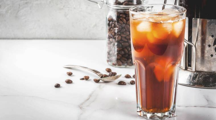 Cinnamon dolce cold brew, cold coffee, store cold coffee, Cinnamon dolce cold brew coffee, coffee india, indian express