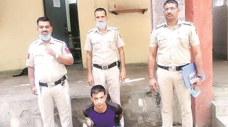 coronavirus survivor, delhi police, delhi speaker duped, Ram Niwas Goel, delhi news, indian express
