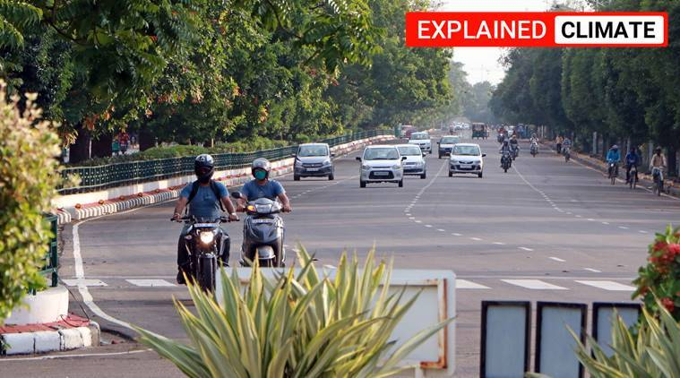 India coronavirus lockdown, covid lockdown, covid lockdown air pollution, ozone levels India, India air pollution