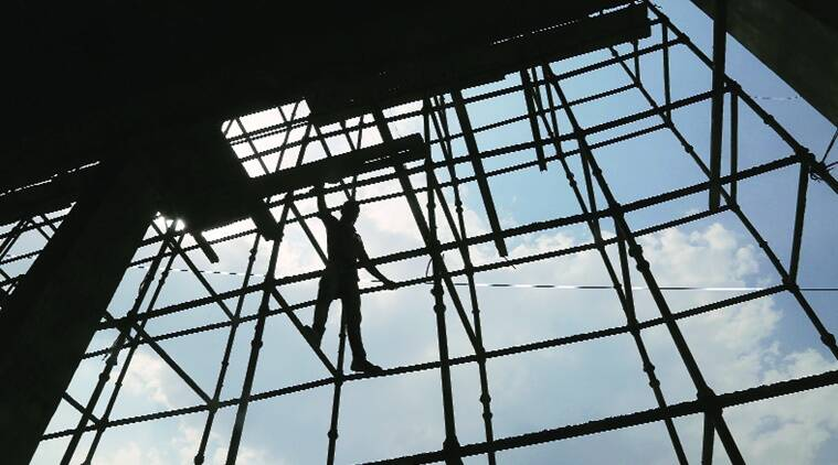 Shortage of labourers affects construction business in Mohali