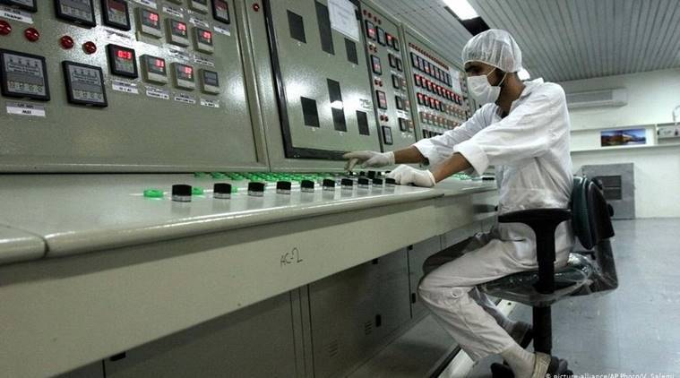 Iran stockpiled enriched uranium at nearly 8 times the limit