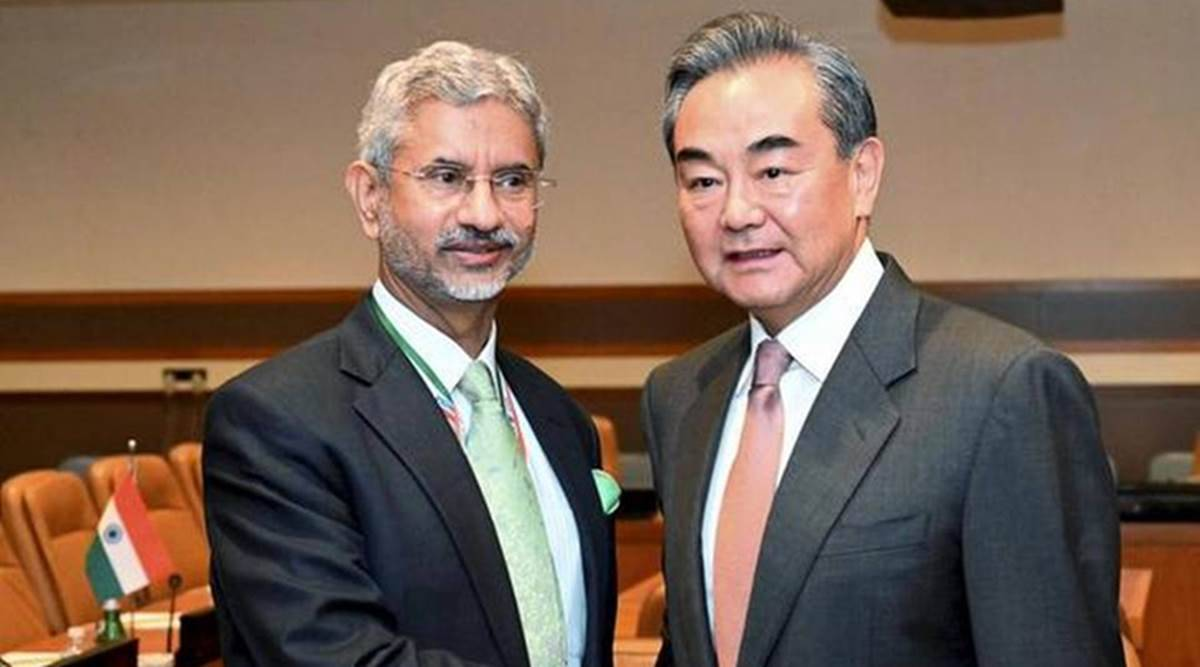 LAC crisis: Jaishankar, Wang Yi likely to discuss steps in Moscow next  month | India News,The Indian Express