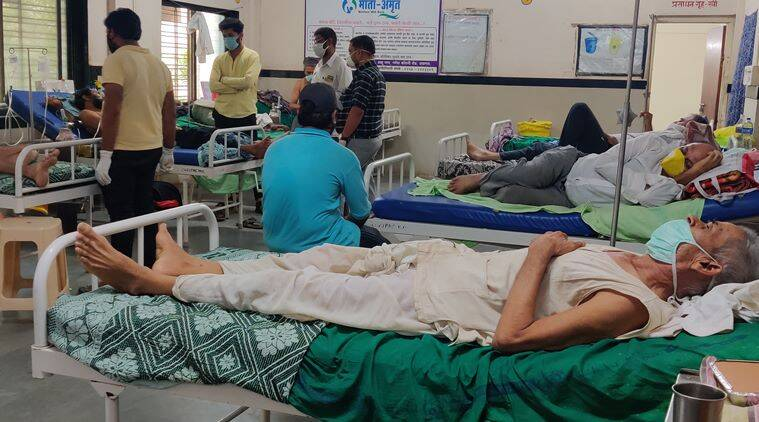 112 in a month: Why Covid death rate in Maharashtra's Jalgaon is ...