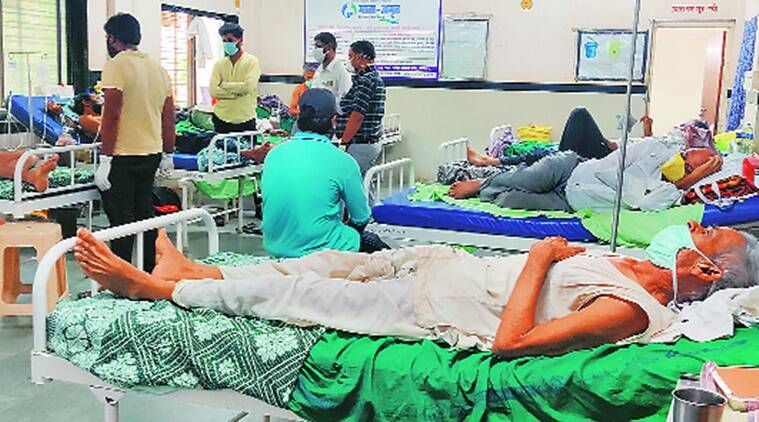 112 in a month: Why Covid death rate in Jalgaon is four times India's