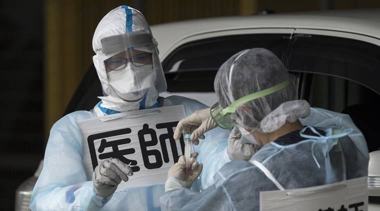 Japan, Japan coronavirus, coronavirus news, coronavirus cases in japan, indian express