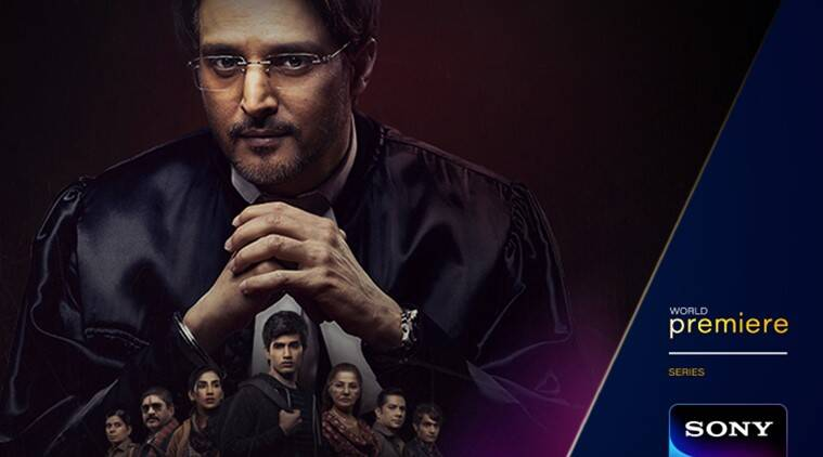 your honor jimmy sheirgill web debut