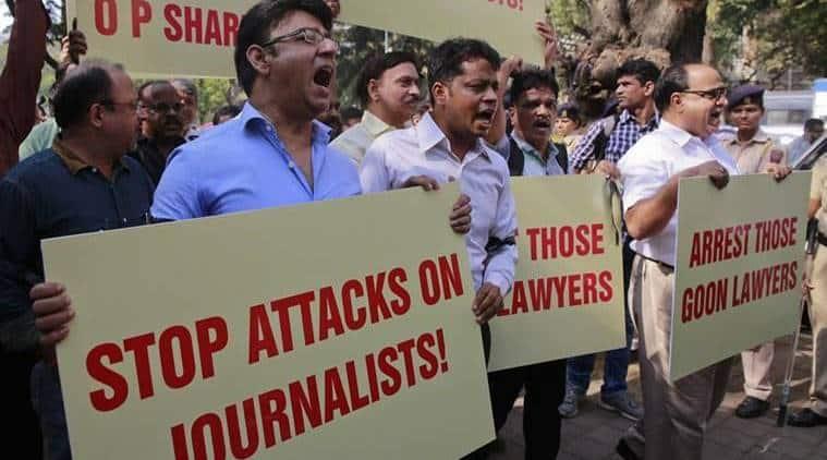 Tushar Mehta, Tushar Mehta on journalists, Tushar Mehta on migrant crisis, Supreme Court on migrant crisis, Express Opinion, Indian Express