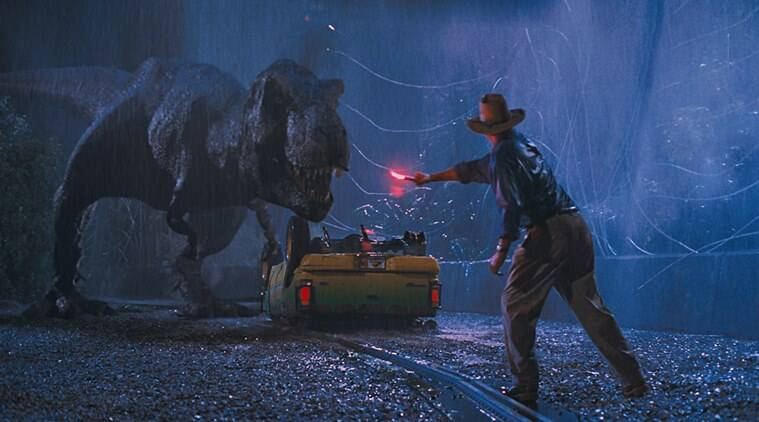 Steven Spielberg's Jurassic Park reading list